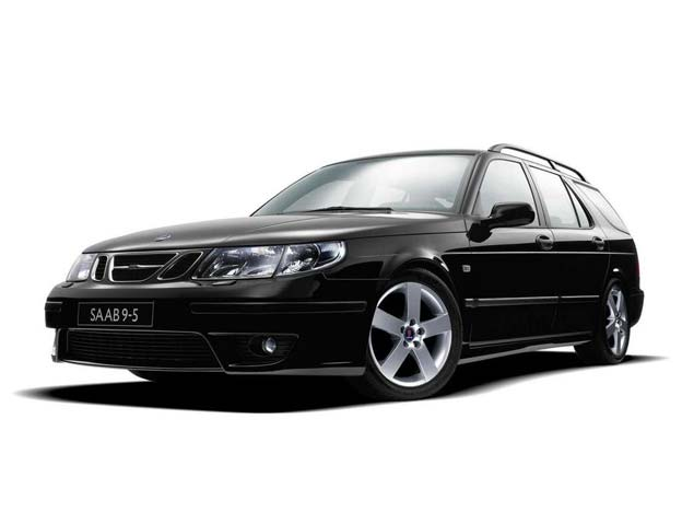 First of all, it's a Saab...