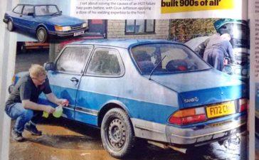 Saab 900 Restoration
