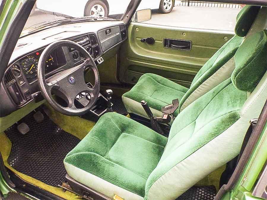 1979 Saab Classic 900 EMS