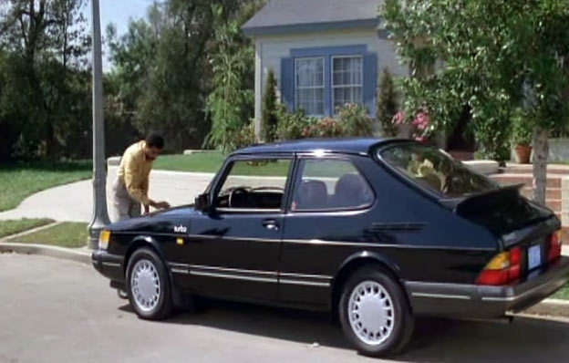 Saab humor: Richard Pryor and Saab 900 Turbo