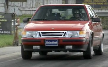 1991 Saab 9000 Turbo in Retro Review by MotorWeek