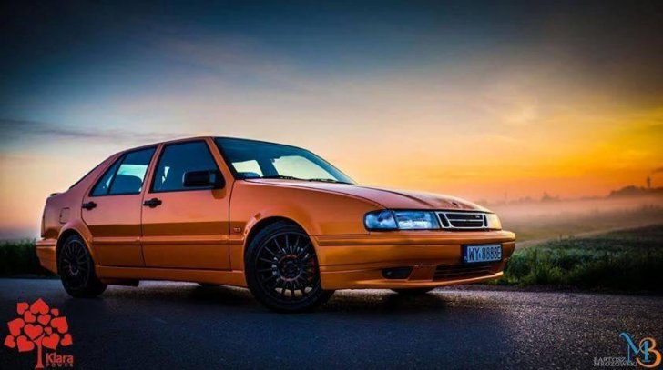 Saab 9000 2.3 Turbo Sport Aero sold for Charity