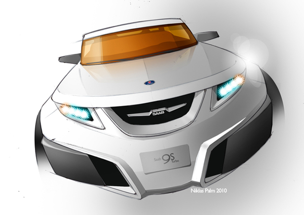 SAAB 900 Concept