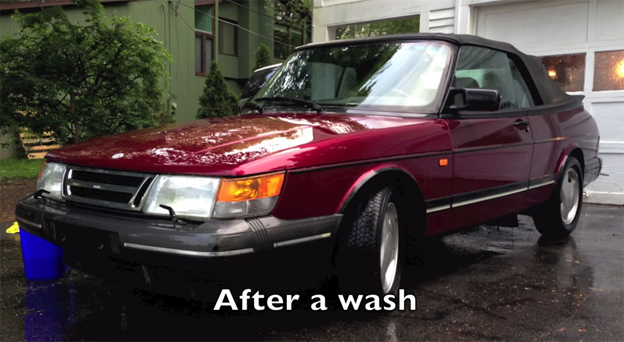 Saab 900 Turbo - Brought back after 9 years of sleep