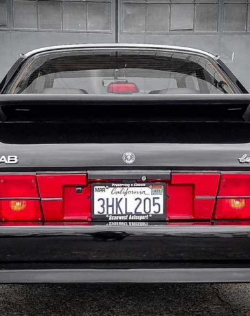 Saab 900 Carlsson Project
