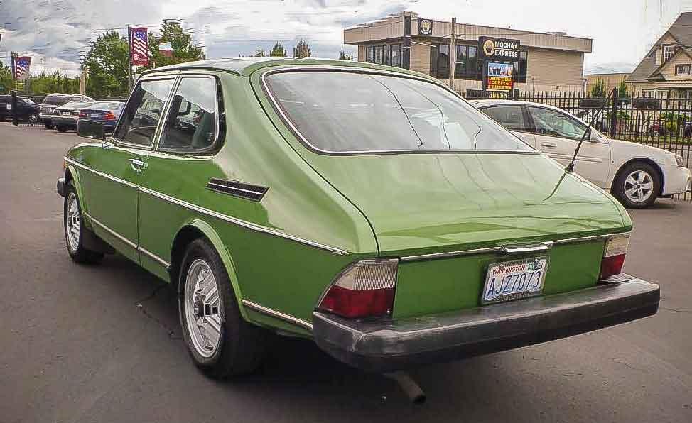 1979 Classic Saab 900 EMS - $4500 (Garry Small Saab)
