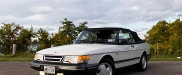 Saab 900 Convertible for Sale