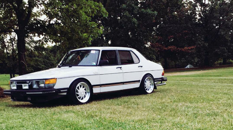 1985 saab 900 turbo sedan for sale. Black Bedroom Furniture Sets. Home Design Ideas