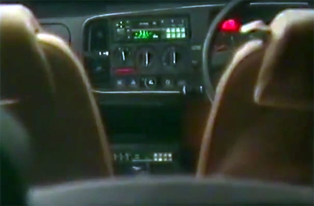 Saab 900 turbo commertial