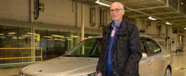 Buyer of the Last Saab 9-3