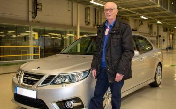 Buyer of the Last Saab 9-3