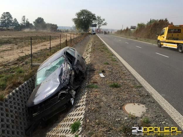 Saab 9-3 crash