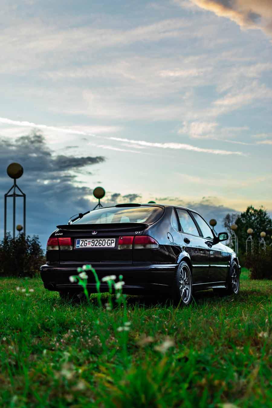 Saab 9-3 old generation