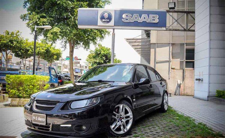 Saab 9-5 Aero Hirsch