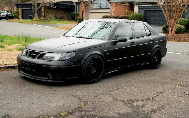 "Saab 9-5 ""Stealth"" for Sale"