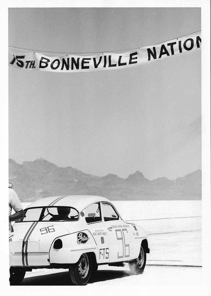 From NINES magazine with the Bonneville story