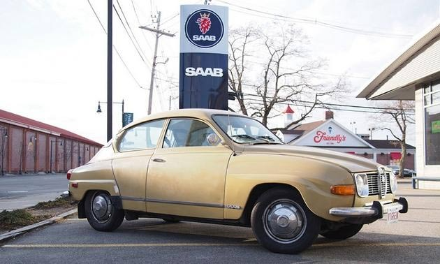 Tackling Boston in a Saab 96