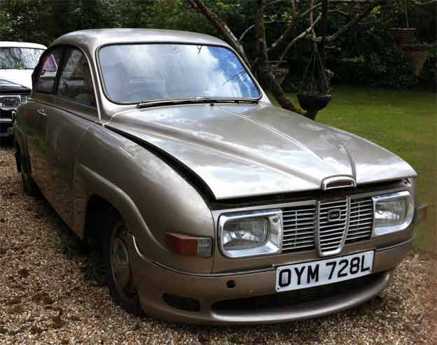 Saab 96 for Sale