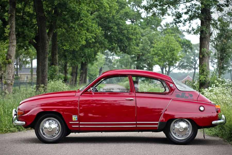 Saab 96 L V4 | orig. Nl & in very neat condition