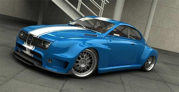 Saab 96 V8