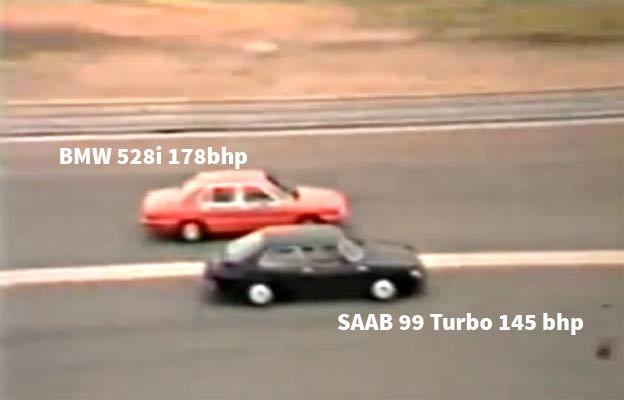 Vintage Saab 99 Turbo Promo videos