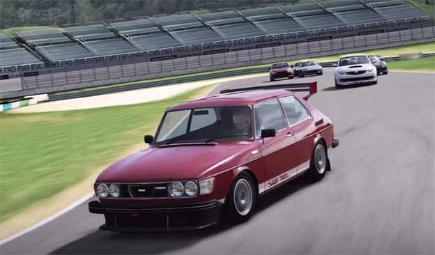 Saab 99 Turbo in Forza Motorsport 4