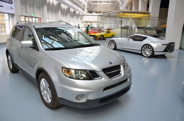Saab 9-6 SUV concept