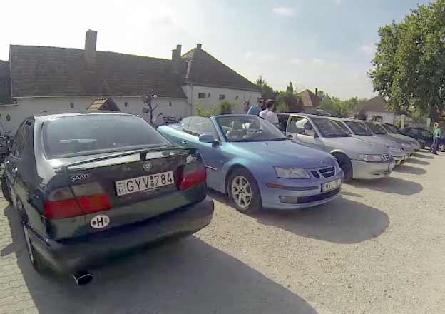 Saab Hungary meeting