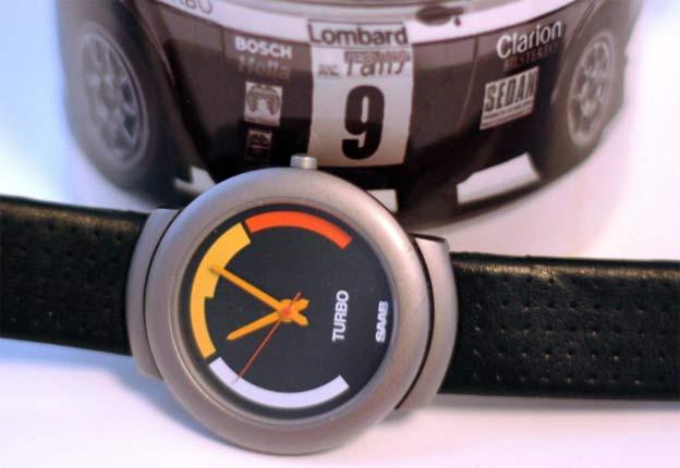 Saab Turbo Watch