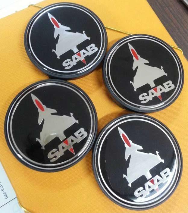 Saab Gripen Emblem Sticker