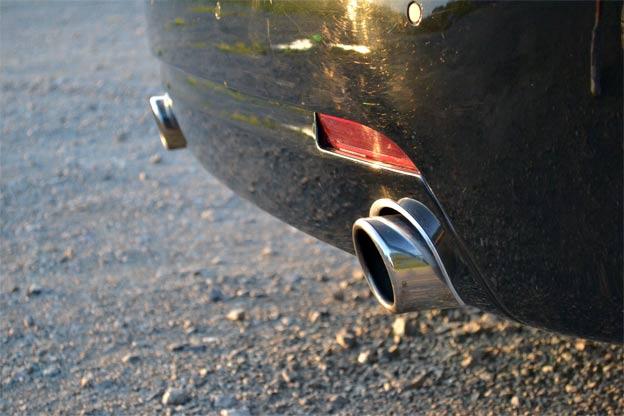 Saab Sportcombi Sport Exhaust