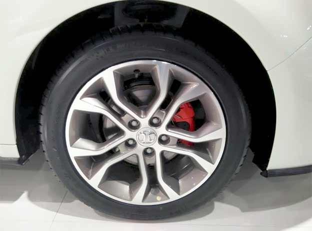 Senova CC Wheels