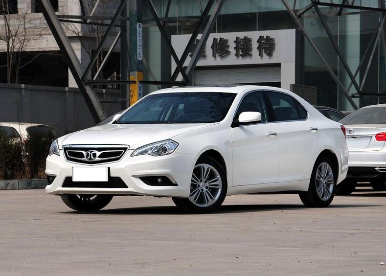 BAIC-SAAB future plans in China