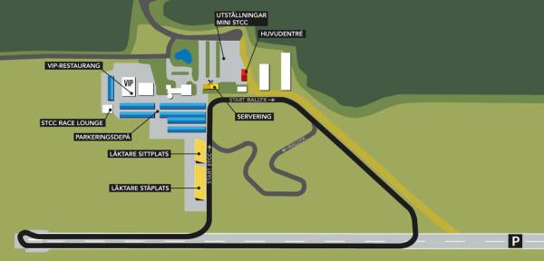 New Skovde Racetrack