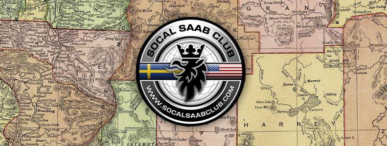SoCal SAAB Club is coming to Oregon!