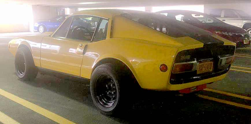 Blake's Saab Sonett Hayabusa is looking for a new owner
