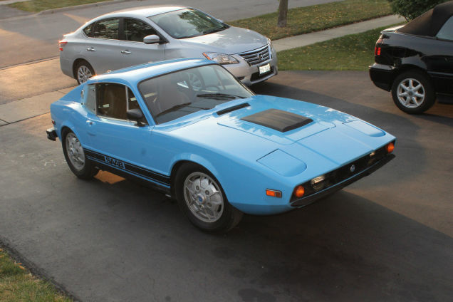 Saab Sonett - 10 Of The Best Classic Cars You Can Buy On eBay For Less Than $10,000