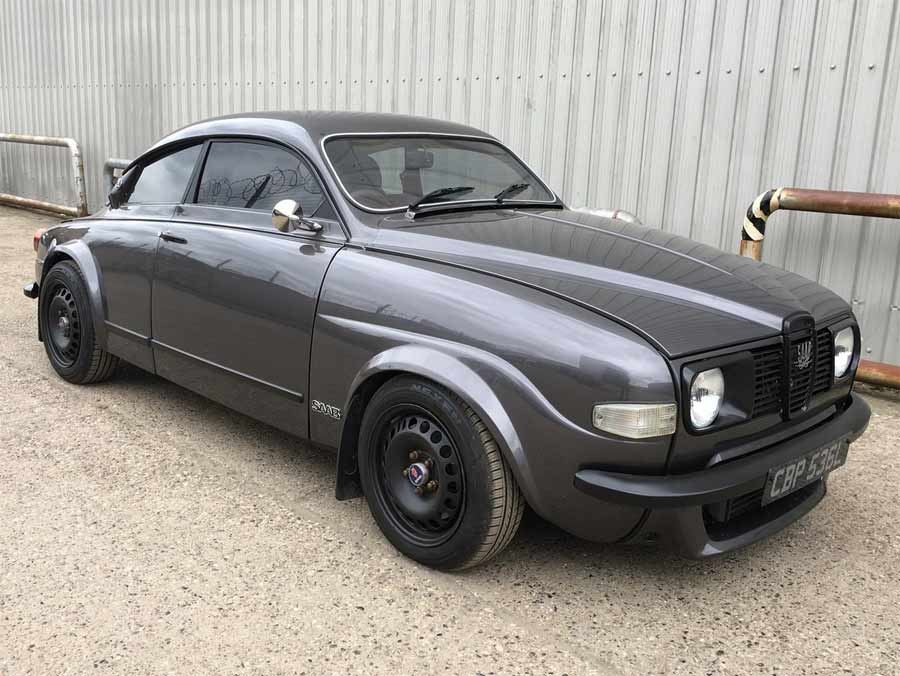 Special Saab 96