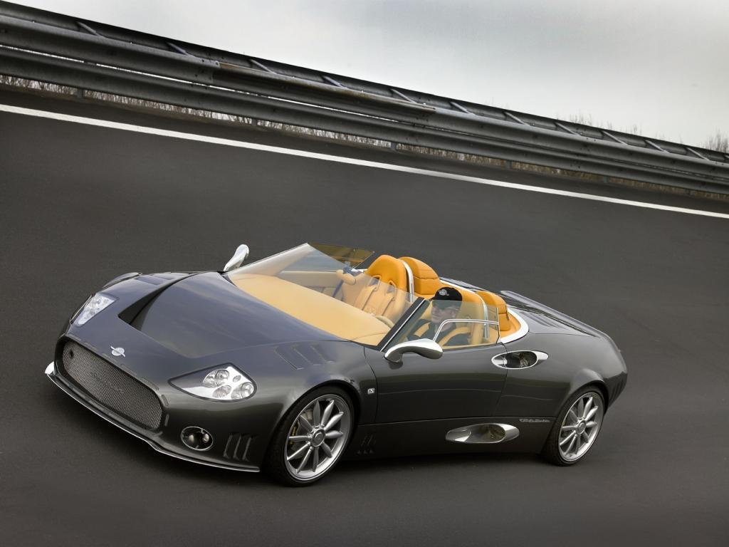 Spyker Cars finalized the purchase of Saab