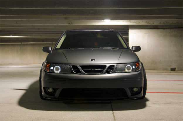 Stealth Saab 9-5 for Sale