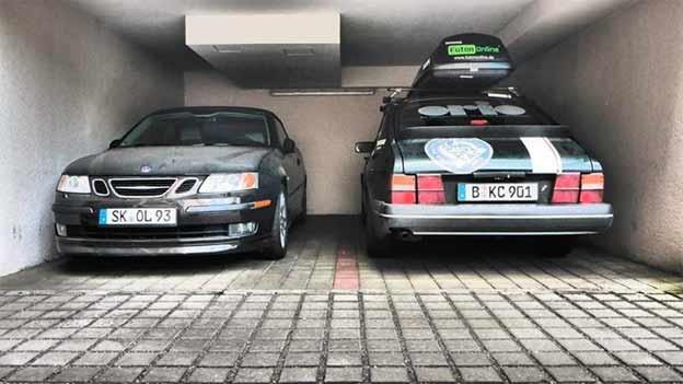 Team 39 Saab 900