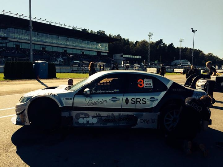 STCC Q1 Solvalla: P2 for Saab 9-3 STCC and Richard Göransson