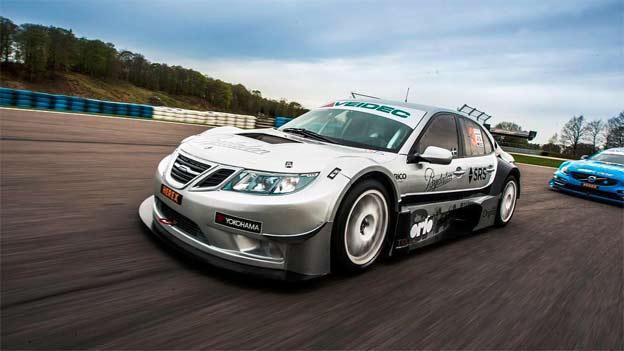 Team Tido Saab 9-3 STCC