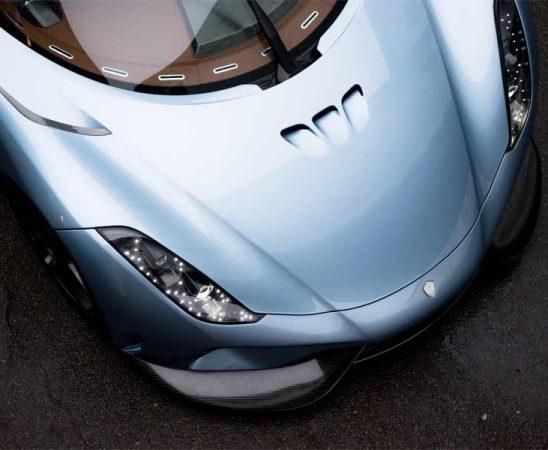 the Koenigsegg Jesko