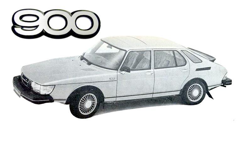 Saab's amlost all-American 900