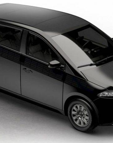 the Sion solar car