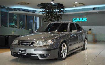 Saab 9-5 Troll R