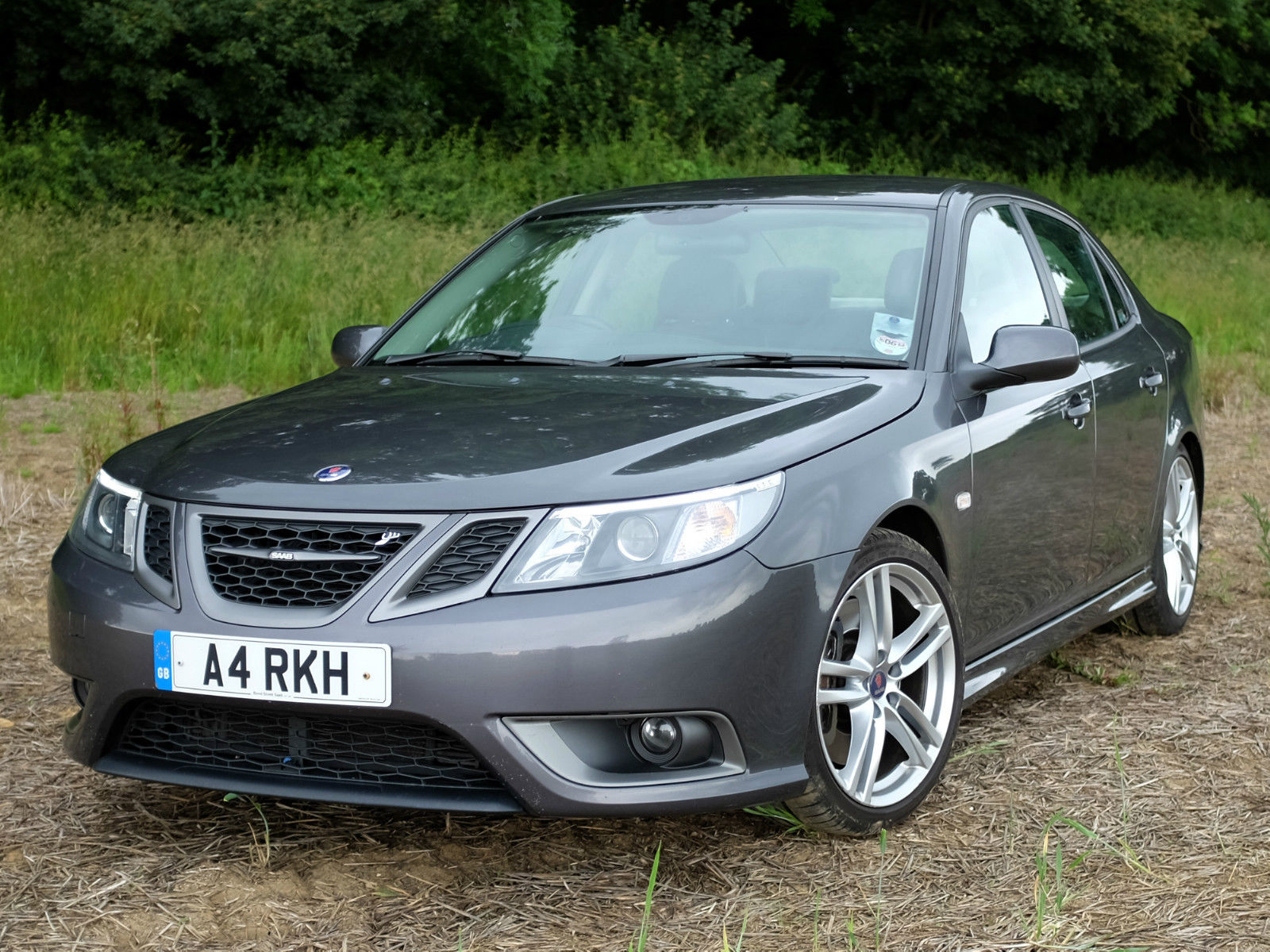 Unique Saab 9-3 TTiD Hirsch 200bhp on eBay