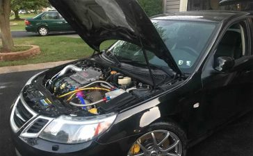 Tuned Saab for Sale