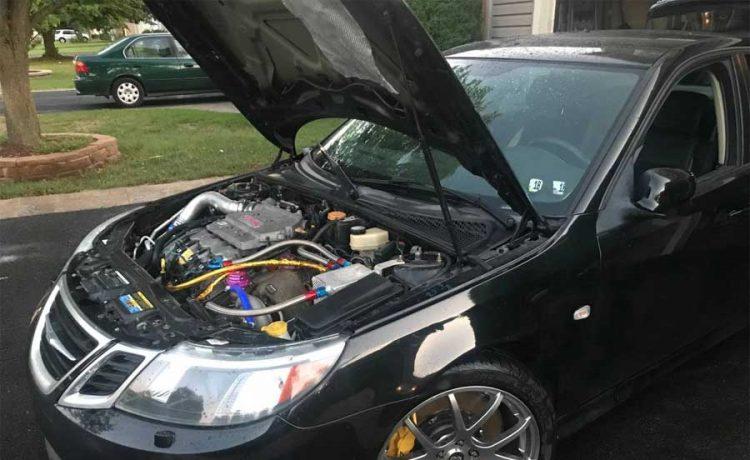 Tuned Saab for Sale